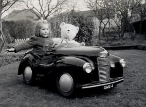 1960 Gaile's car